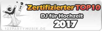 DJs für Hochzeit