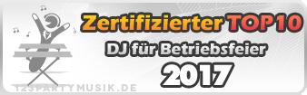 DJs für Betriebsfeier